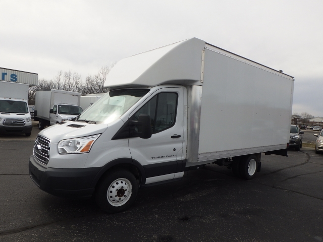 2015 Transit 350 HD DRW, Cutaway Van #FKA11470 - photo 3