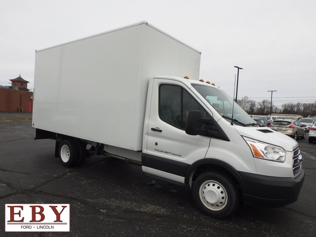 2015 Transit 350 HD DRW,  Dry Freight #FKA70018 - photo 1