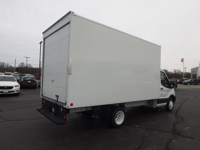 2015 Transit 350 HD DRW, Dry Freight #FKA70018 - photo 2