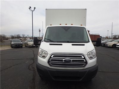 2015 Transit 350 HD DRW,  Dry Freight #FKA70018 - photo 17