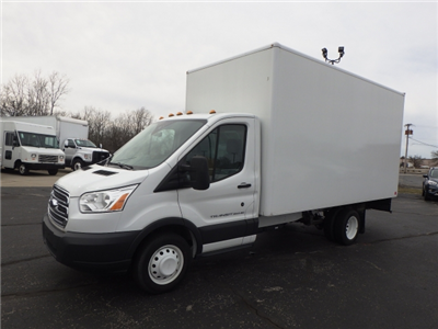 2015 Transit 350 HD DRW,  Dry Freight #FKA70018 - photo 3