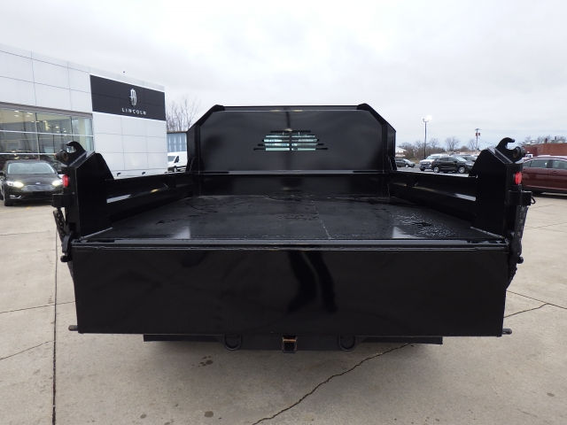 2016 F-350 Regular Cab DRW 4x4, Crysteel Dump Body #GEC29617 - photo 2