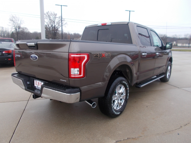 2016 F-150 SuperCrew Cab 4x4, Pickup #GFC99522 - photo 2