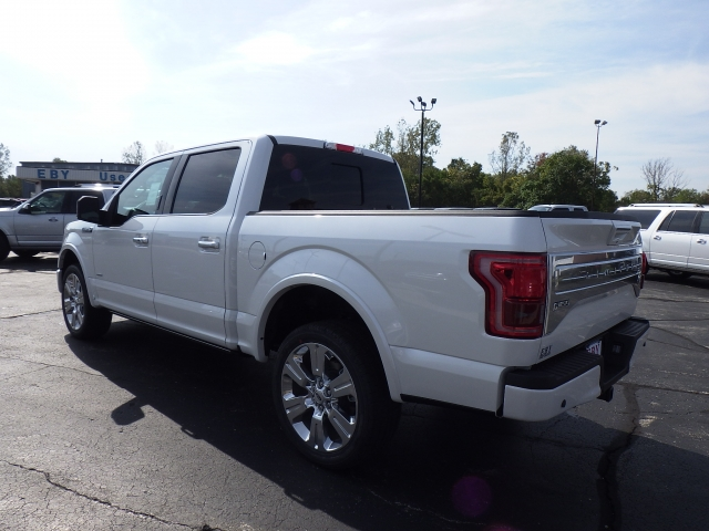 2016 F-150 SuperCrew Cab 4x4, Pickup #GFD53956 - photo 4