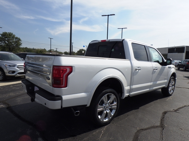 2016 F-150 SuperCrew Cab 4x4, Pickup #GFD53956 - photo 2