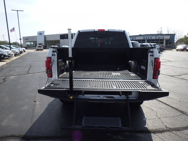 2016 F-150 SuperCrew Cab 4x4, Pickup #GFD53956 - photo 23