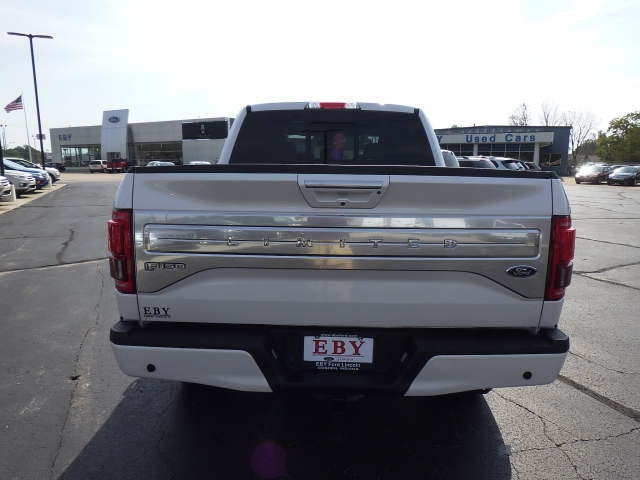 2016 F-150 SuperCrew Cab 4x4, Pickup #GFD53956 - photo 24