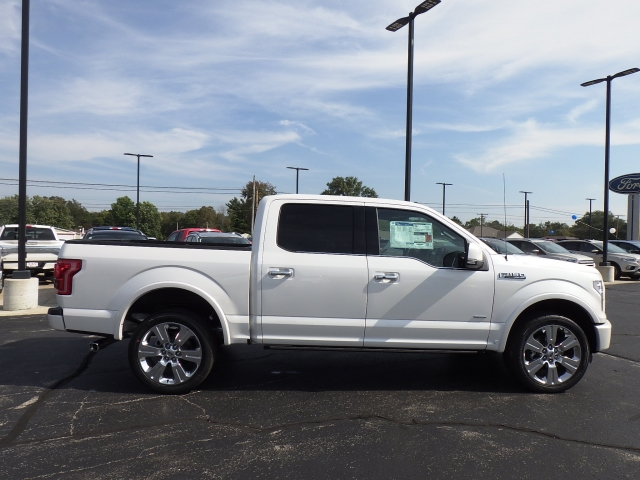 2016 F-150 SuperCrew Cab 4x4, Pickup #GFD53956 - photo 25
