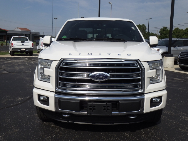2016 F-150 SuperCrew Cab 4x4, Pickup #GFD53956 - photo 26