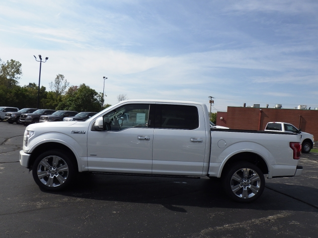 2016 F-150 SuperCrew Cab 4x4, Pickup #GFD53956 - photo 27