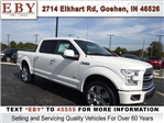 2016 F-150 SuperCrew Cab 4x4, Pickup #GFD53956 - photo 1