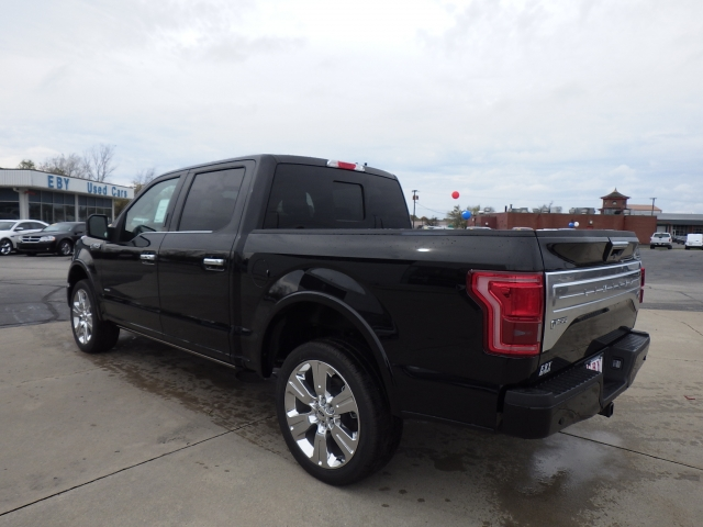 2016 F-150 SuperCrew Cab 4x4, Pickup #GFD61152 - photo 4