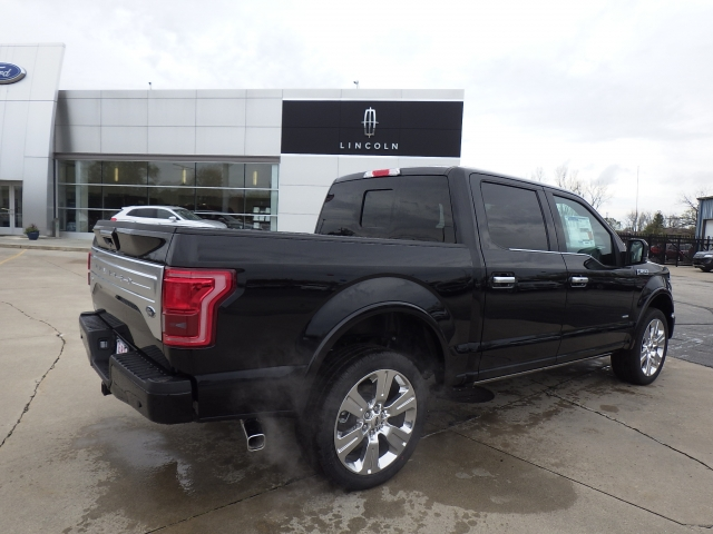 2016 F-150 SuperCrew Cab 4x4, Pickup #GFD61152 - photo 2