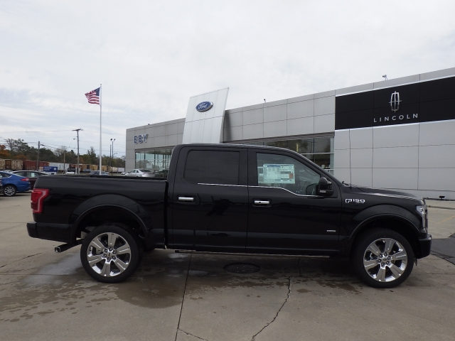 2016 F-150 SuperCrew Cab 4x4, Pickup #GFD61152 - photo 25