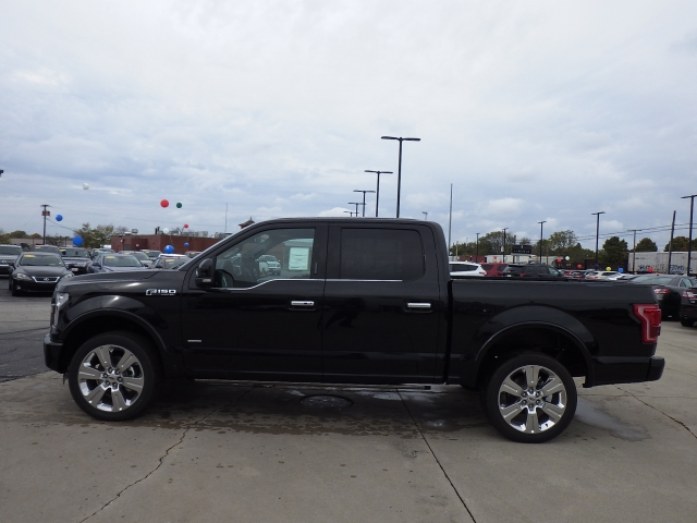 2016 F-150 SuperCrew Cab 4x4, Pickup #GFD61152 - photo 27