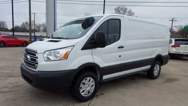 2016 Transit 250 Low Roof, Cargo Van #GKA49220 - photo 3