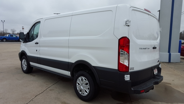 2016 Transit 250 Low Roof, Cargo Van #GKA49220 - photo 4