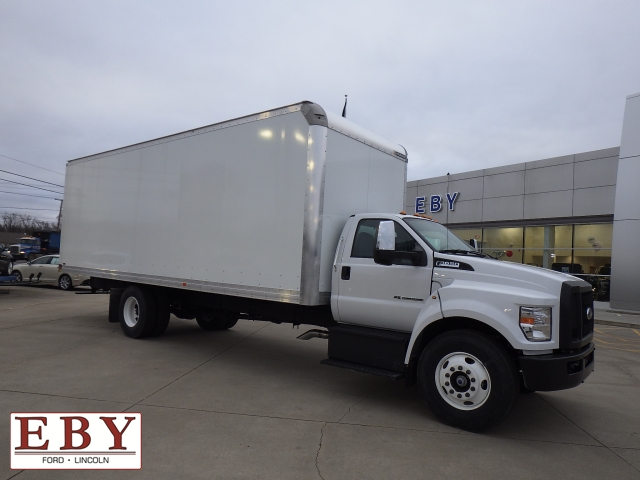 2017 F-650 Regular Cab, Dry Freight #HDB05413 - photo 1