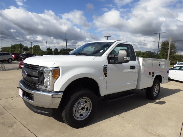 2017 F-350 Regular Cab 4x4, Knapheide Service Body #HEB14977 - photo 3