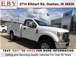 2017 F-350 Regular Cab 4x4 #HEB14977 - photo 1