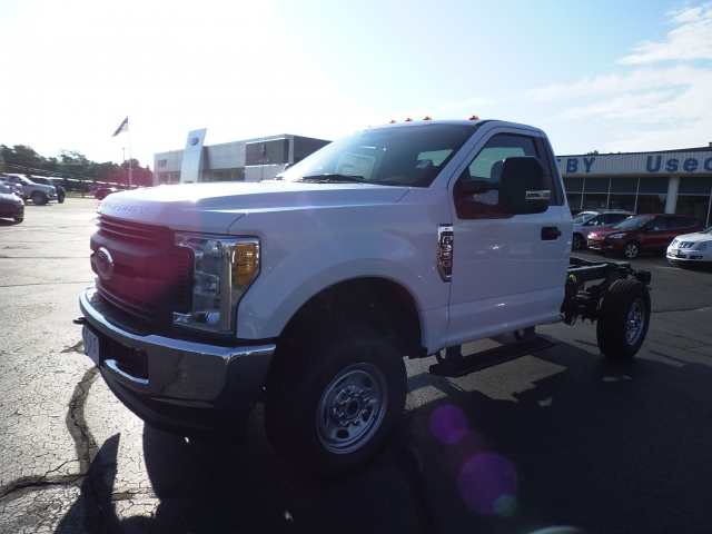 2017 F-350 Regular Cab 4x4, Cab Chassis #HEB27802 - photo 3