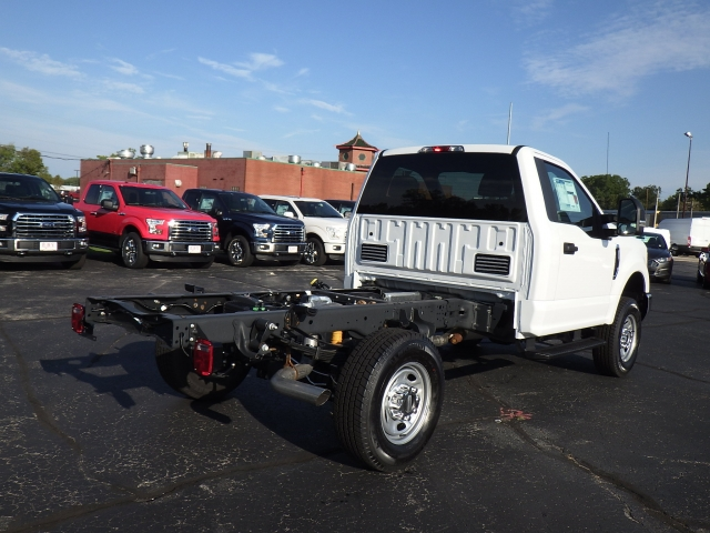 2017 F-350 Regular Cab 4x4, Cab Chassis #HEB27802 - photo 2