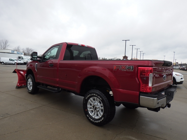 2017 F-350 Regular Cab 4x4, Pickup #HEC14047 - photo 4