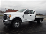 2017 F-350 Super Cab DRW 4x4, Platform Body #HEC75618 - photo 3
