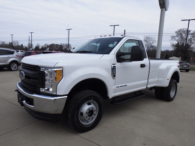 2017 F-350 Regular Cab DRW 4x4, Pickup #HEC95565 - photo 3