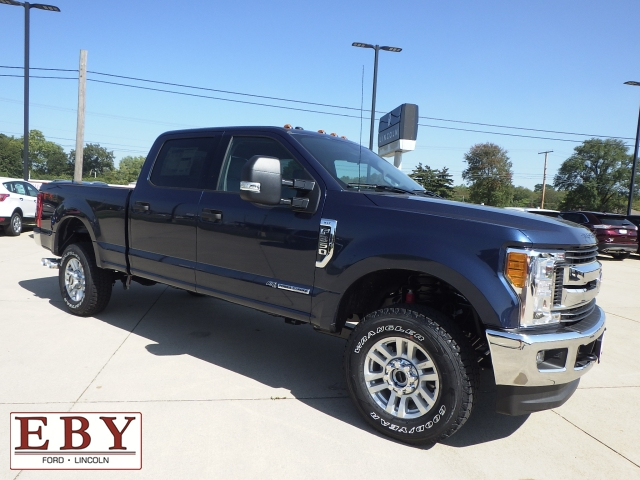2017 F-350 Crew Cab 4x4 Pickup #HEE80610 - photo 1