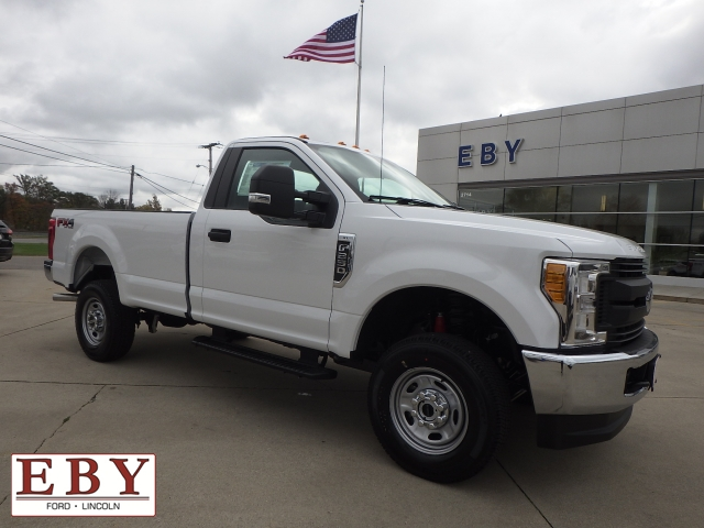 2017 F-250 Regular Cab 4x4 Pickup #HEF09999 - photo 1