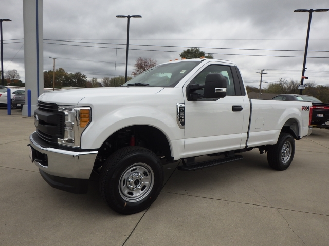 2017 F-250 Regular Cab 4x4 Pickup #HEF09999 - photo 3