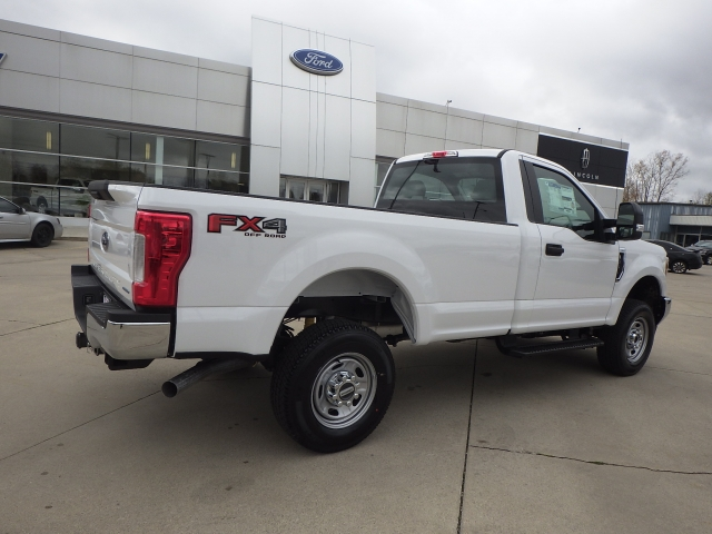 2017 F-250 Regular Cab 4x4 Pickup #HEF09999 - photo 2