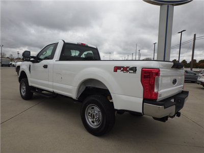 2017 F-250 Regular Cab 4x4 Pickup #HEF09999 - photo 4