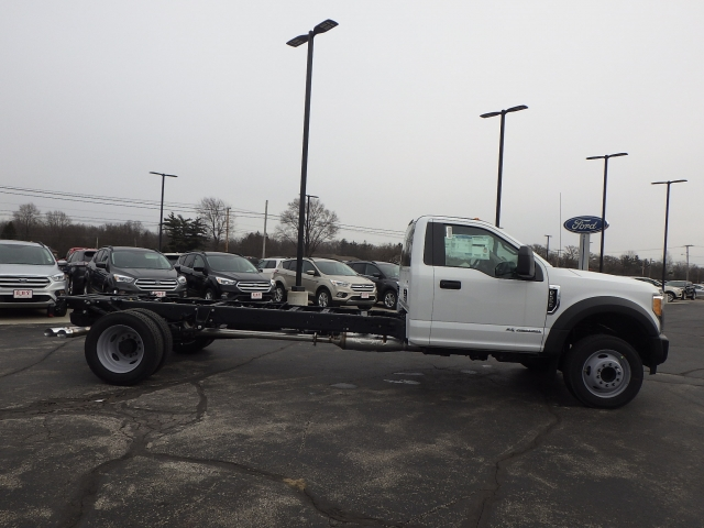 2017 F-550 Regular Cab DRW, Cab Chassis #HEF10000 - photo 19