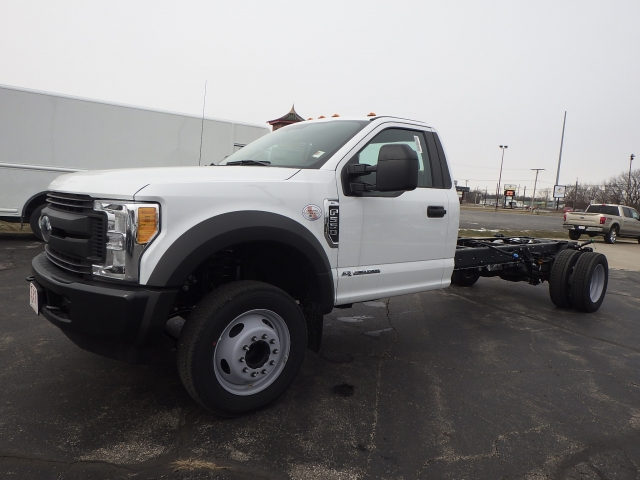 2017 F-550 Regular Cab DRW, Cab Chassis #HEF10000 - photo 3
