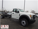 2017 F-550 Regular Cab DRW, Cab Chassis #HEF10000 - photo 1