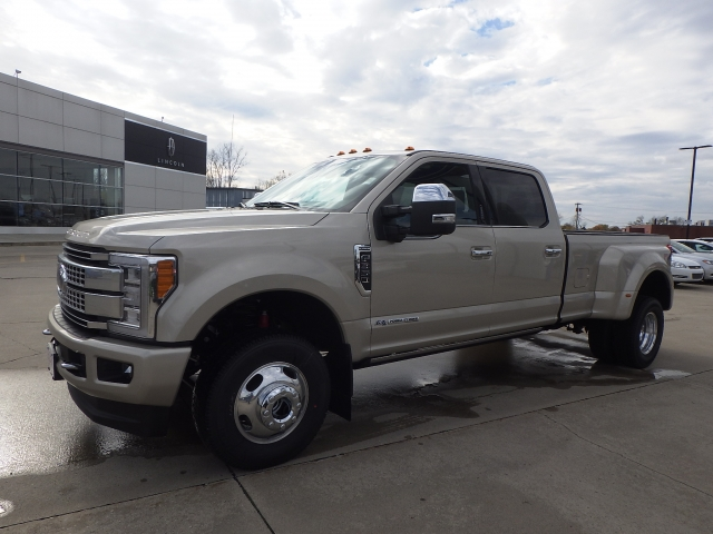 2017 F-350 Crew Cab DRW 4x4 Pickup #HEF33829 - photo 3