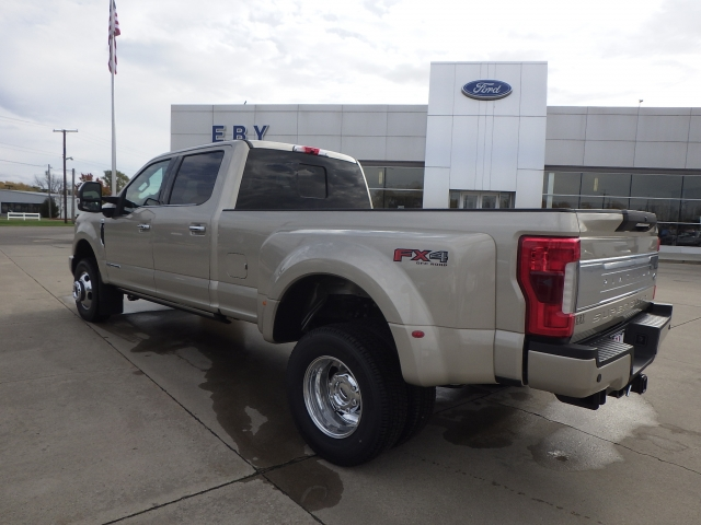 2017 F-350 Crew Cab DRW 4x4 Pickup #HEF33829 - photo 4