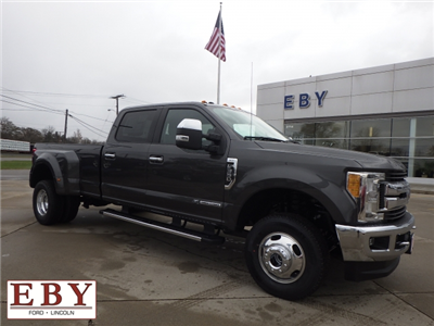 2017 F-350 Crew Cab DRW 4x4 Pickup #HEF45365 - photo 1