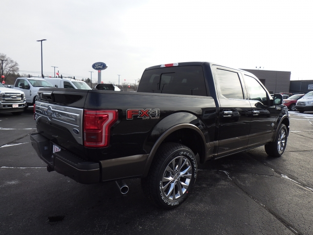 2017 F-150 SuperCrew Cab 4x4, Pickup #HFA53118 - photo 2