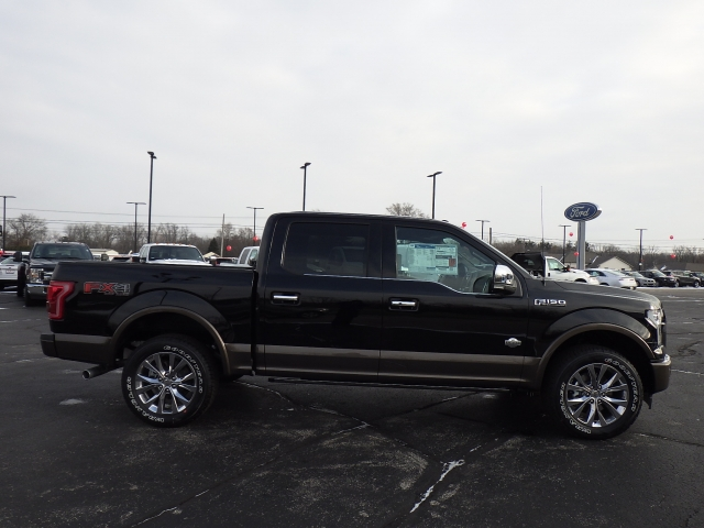 2017 F-150 SuperCrew Cab 4x4, Pickup #HFA53118 - photo 27