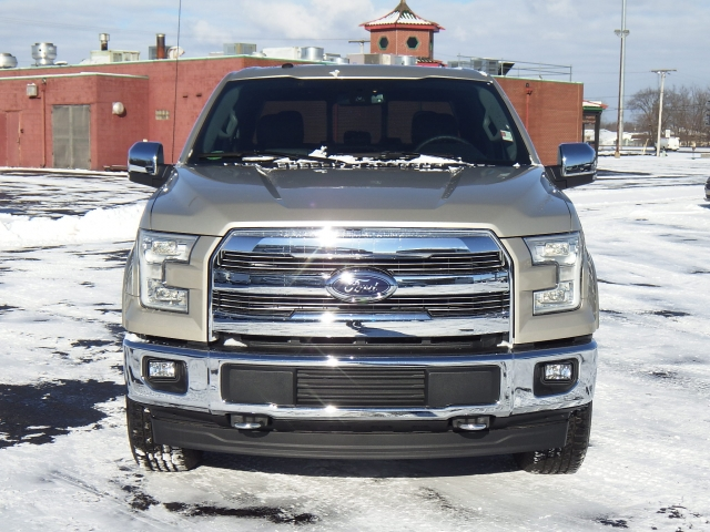 2017 F-150 SuperCrew Cab 4x4, Pickup #HFA85623 - photo 24