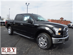 2017 F-150 SuperCrew Cab 4x4, Pickup #HFB20765 - photo 1
