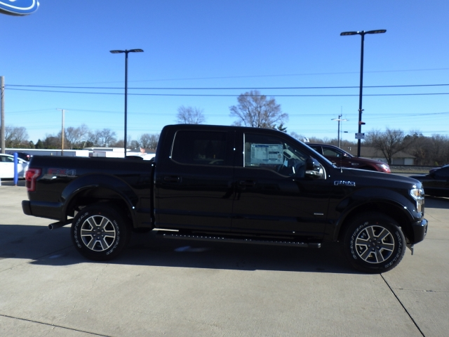 2017 F-150 SuperCrew Cab 4x4, Pickup #HFB40746 - photo 23