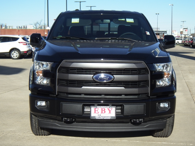 2017 F-150 SuperCrew Cab 4x4, Pickup #HFB40746 - photo 24