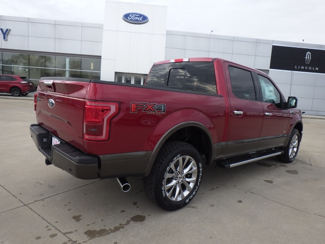 2017 F-150 SuperCrew Cab 4x4, Pickup #HFC01851 - photo 2