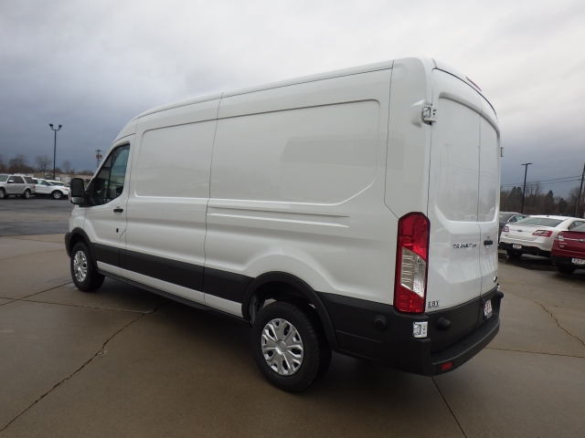2017 Transit 250 Medium Roof Cargo Van #HKA30328 - photo 4