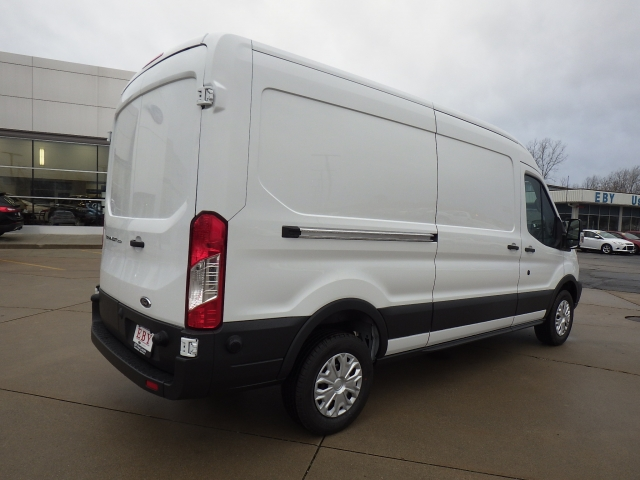 2017 Transit 250 Medium Roof Cargo Van #HKA30328 - photo 2