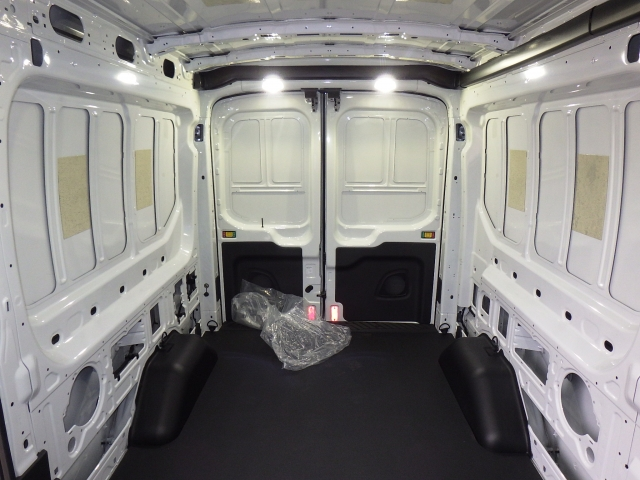 2017 Transit 250 Medium Roof Cargo Van #HKA30328 - photo 9